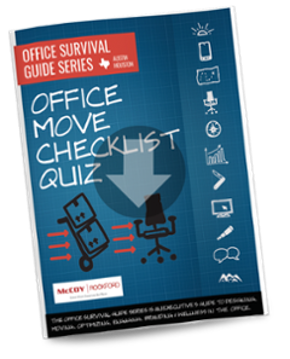 Office Move Checklist Quiz