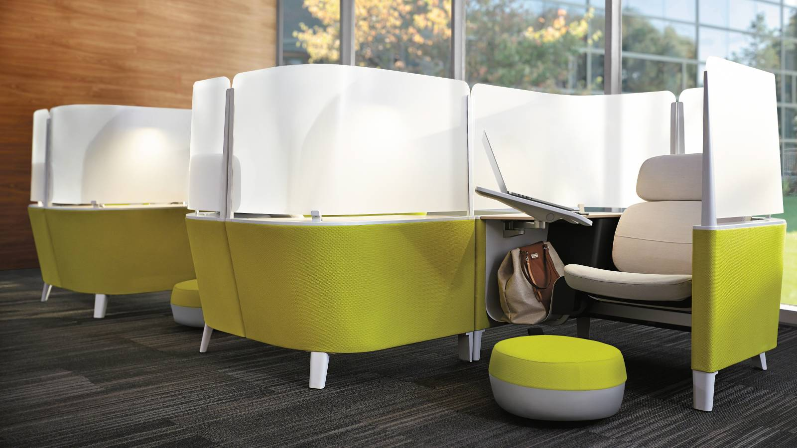 Custom Workplace Designs Promote Employee Wellbeing