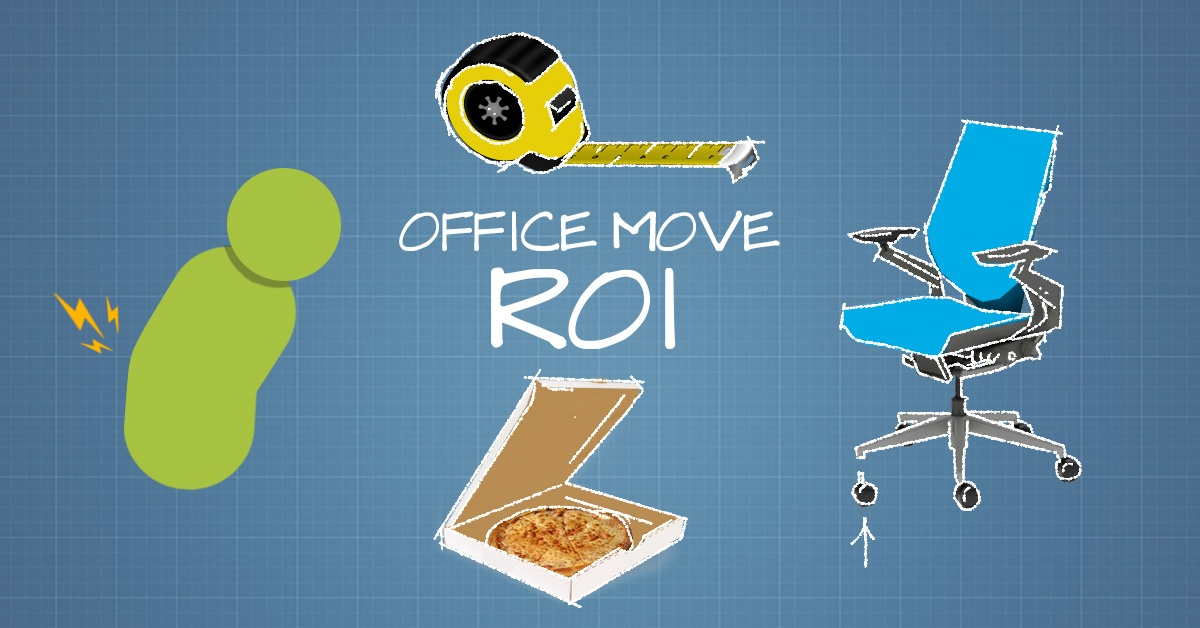 Can an Office Relocation Create ROI?