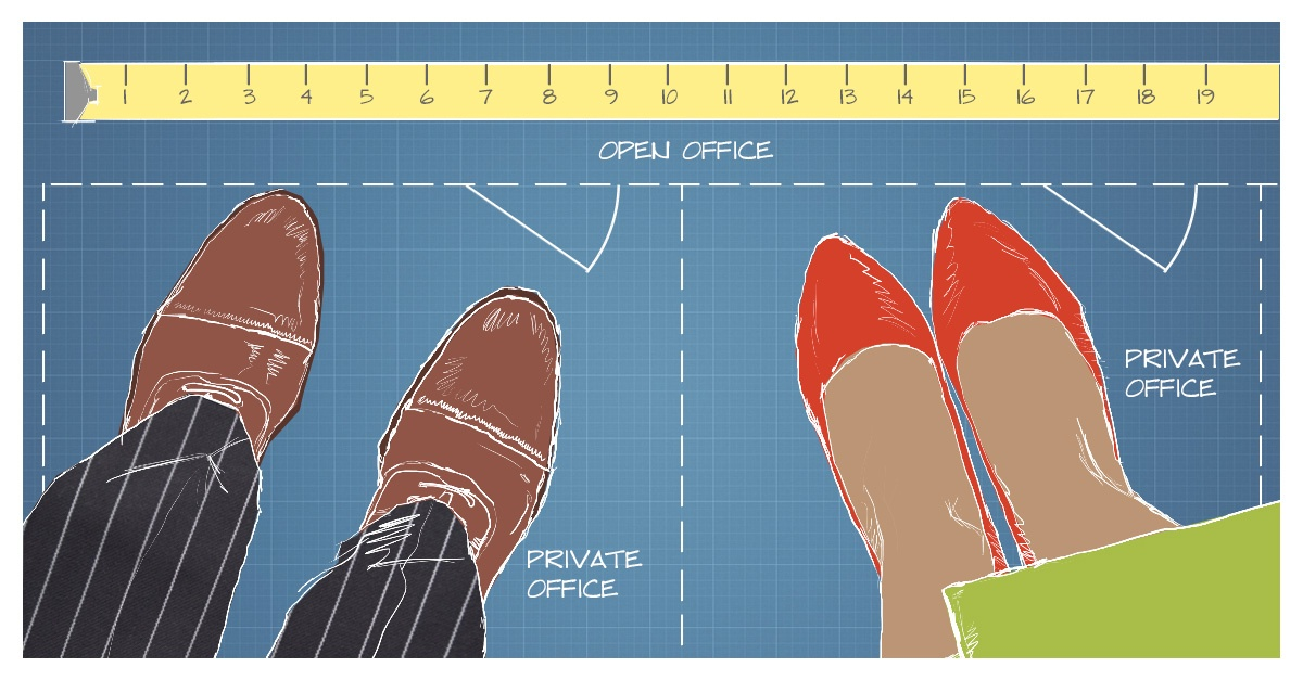How To Calculate Square Feet Per Employee