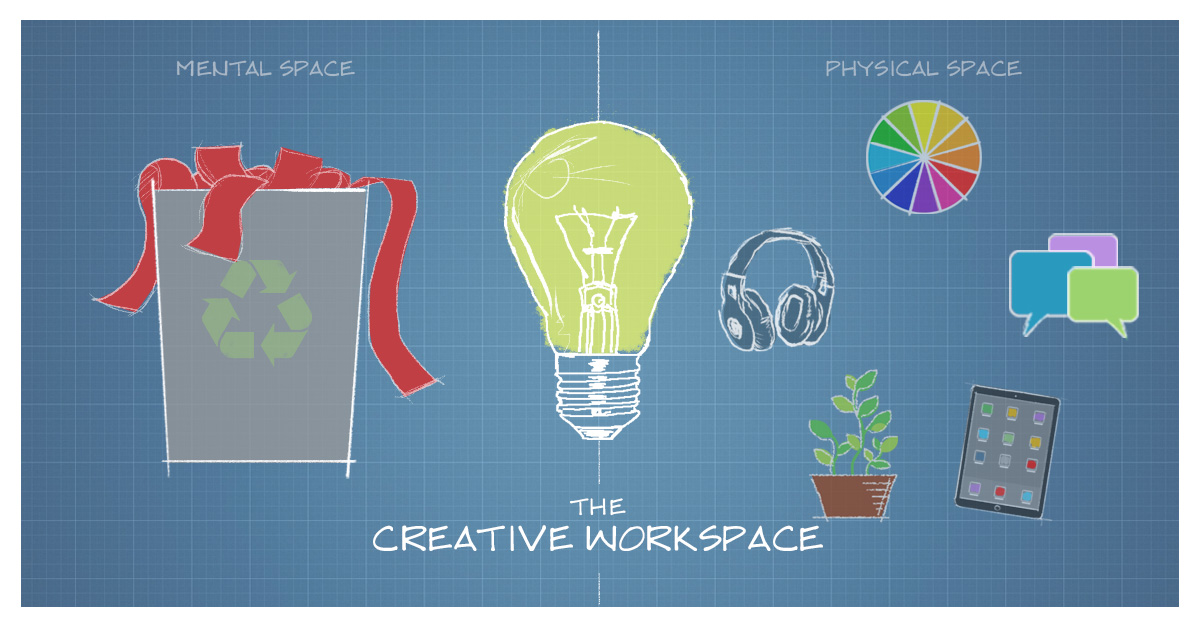 2 Key Spaces in Every Creative Workplace