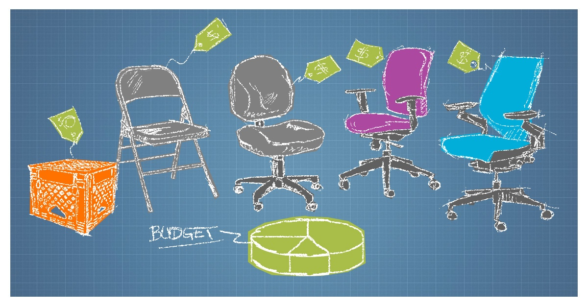 How to Establish a Budget for Your Next Office Furniture Upgrade