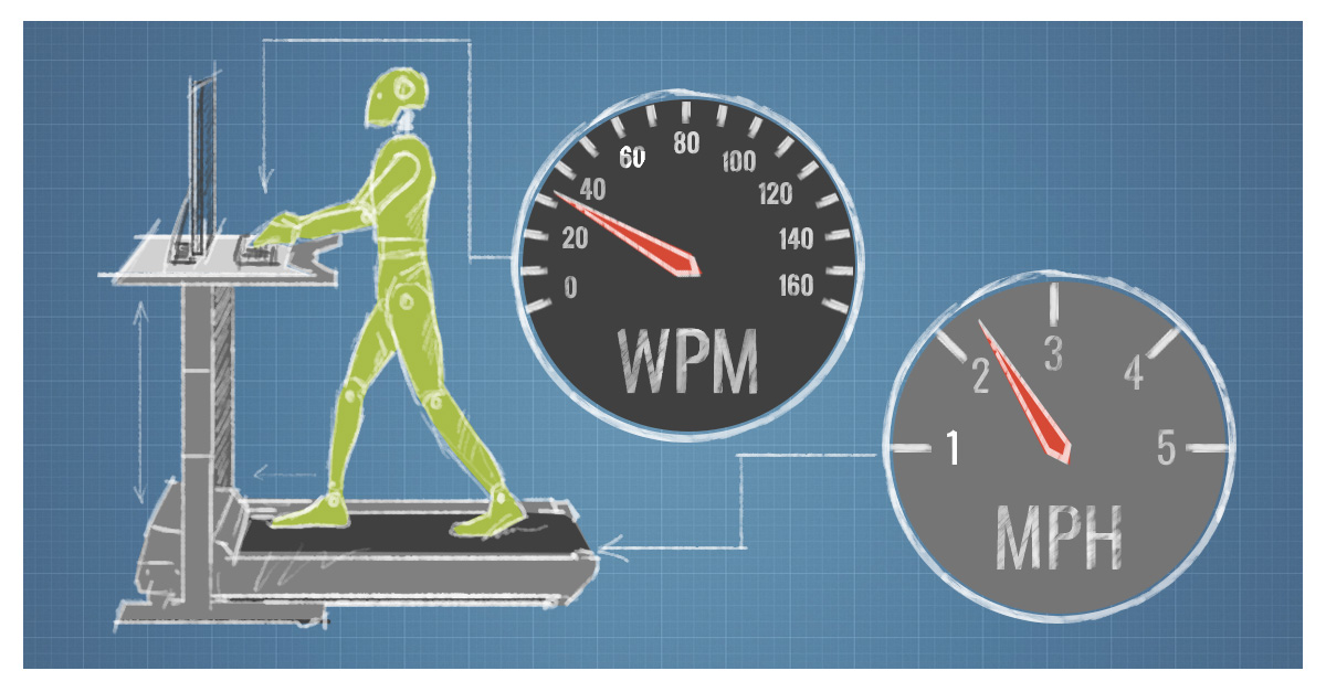 Office Wellbeing | The Pros and Cons of a Treadmill Desk