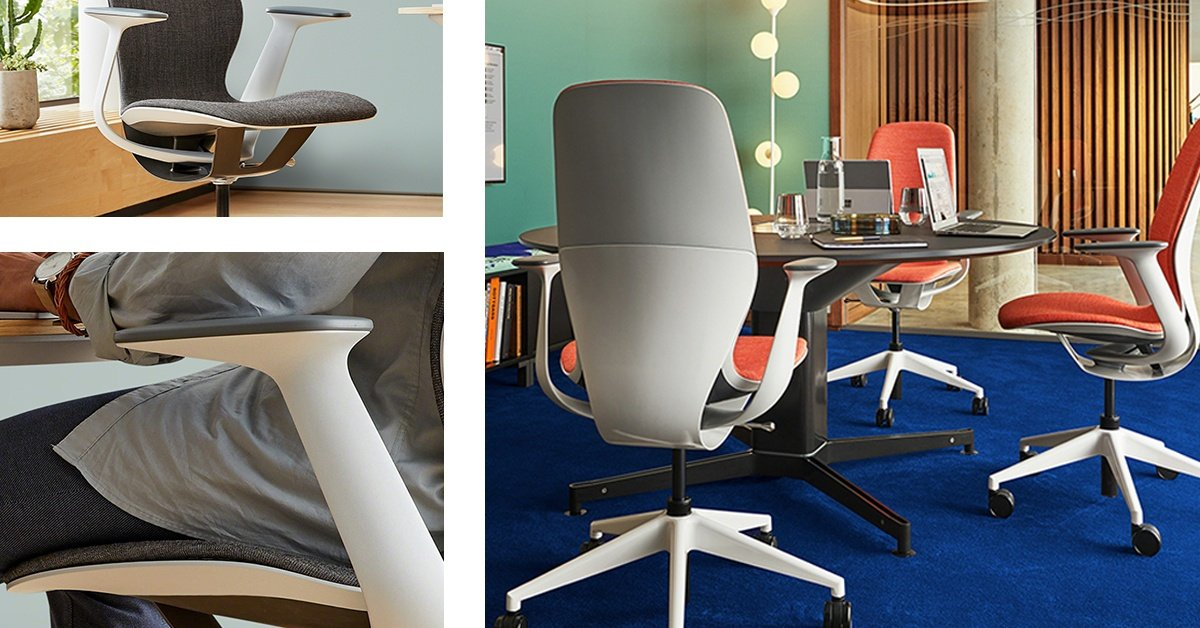 Introducing SILQ: An Innovative Seating Design from Steelcase