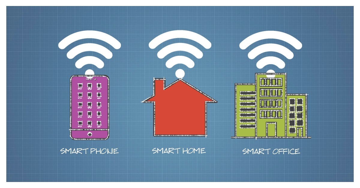 Smart Phone, Smart Home, Smart Office - Part 2